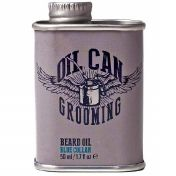 Oil Can Grooming Blue Collar - Масло для бороды 50 мл