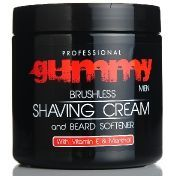 Gummy Shaving Cream - Крем для бритья 500 мл