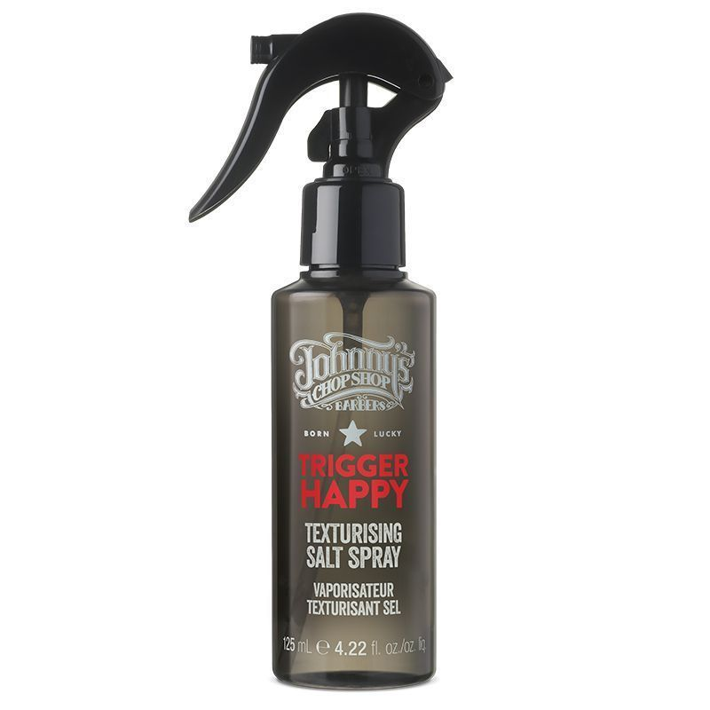 Johnny's Chop Shop Trigger Happy Texturizing Spray - Текстурирующий спрей 125 мл