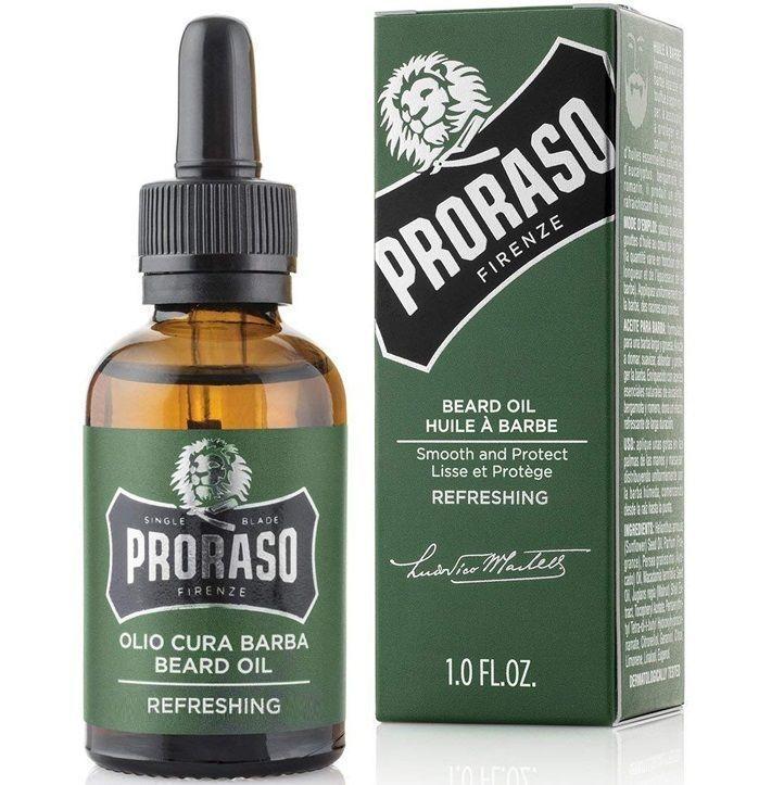 Proraso Refreshing Beard Oil - Масло для бороды 30 мл