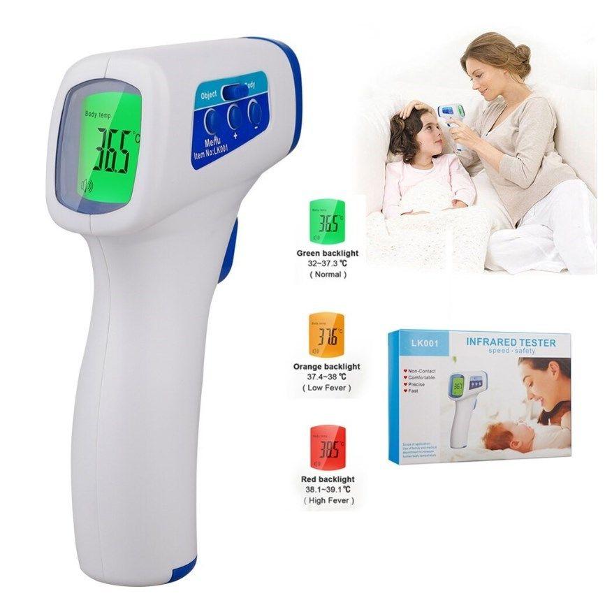 Thermometer LK001 - Бесконтактный инфракрасный термометр