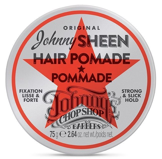 Johnny's Chop Shop Johnny'S Sheen Hair Pomade - Помада для волос 75 гр
