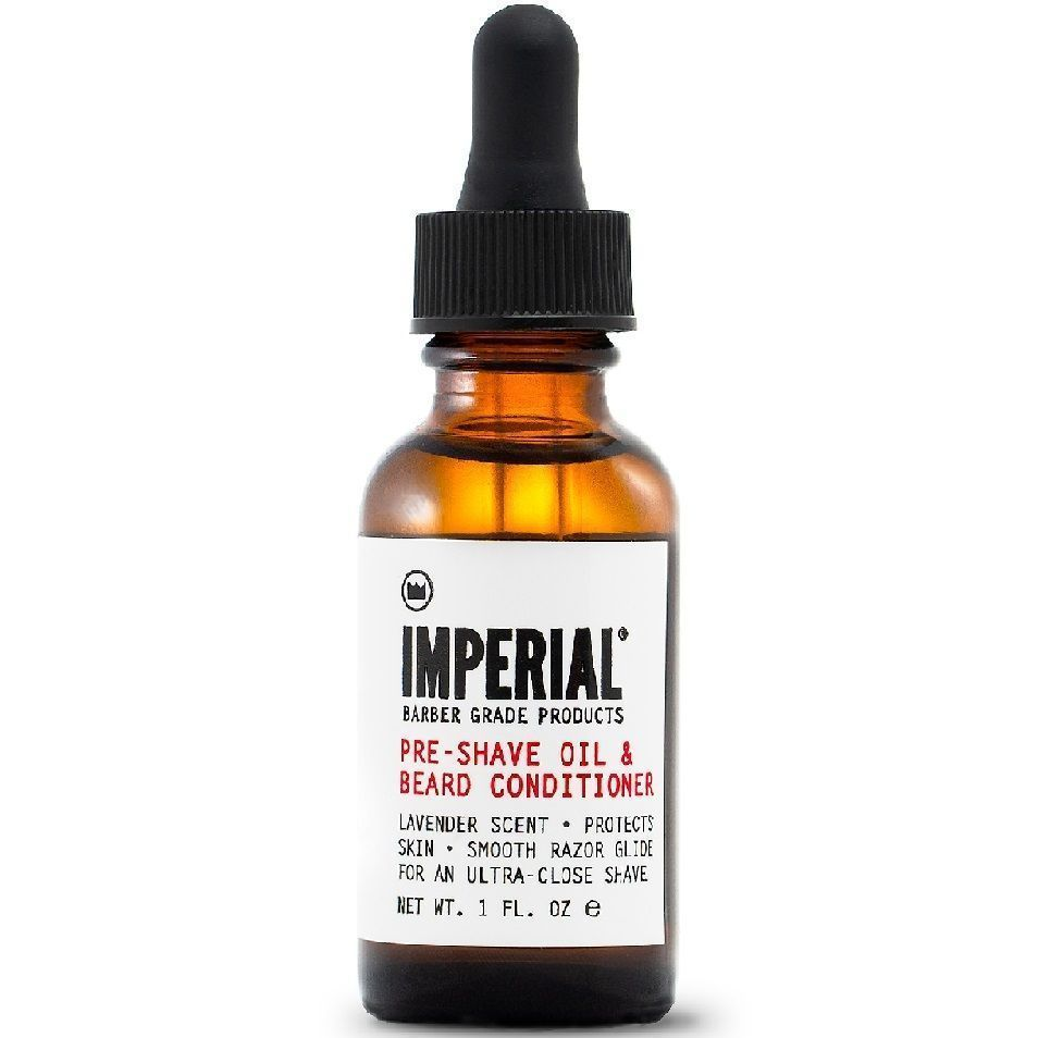 Imperial Barber Pre-Shave Oil & Beard Conditioner - Масло до бритья 35 мл