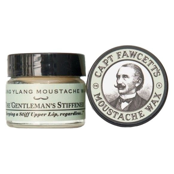 Captain Fawcett Ylang Ylang Moustache Wax - Воск для усов Иланг-иланг 15 мл
