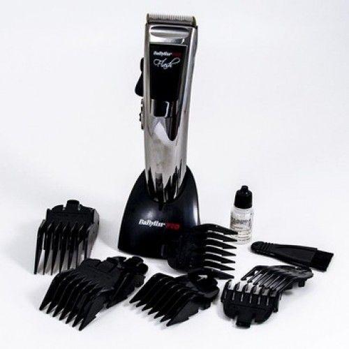BaByliss PRO Flash FX668E - Профессиональная машинка для стрижки ... 05273ca9924