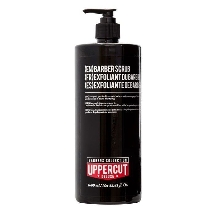 Uppercut Barbers Collection Scrub - Скраб для рук 1000 мл