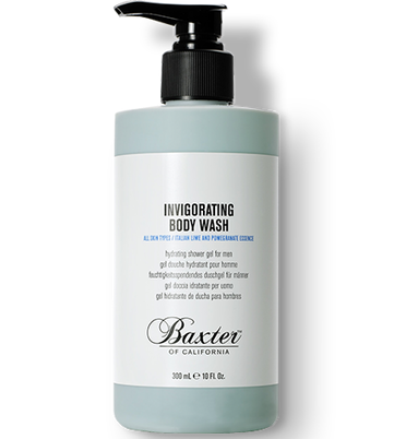 Baxter of California Invigorating Body Wash It. Lime/Pom - Гель для душа с ароматом лайма и граната 300 мл