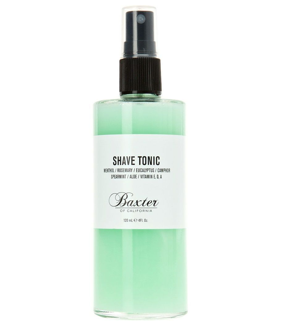 Baxter Of California Shave Tonic Hot Towel Solution - Тоник для лица 120 мл
