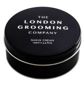 The London Grooming Company Company Shave Cream - Крем для бритья 125 мл