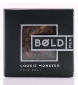 Bold Cookie Monster Face Soap - Мыло для лица 50 гр